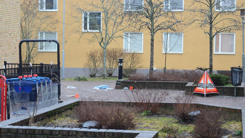 Linkping Kritiskt fr misshandlad kvinna | SVT Nyheter